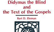 Didymus the Blind