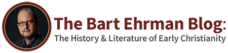 The Bart Ehrman Blog Logo